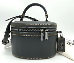 AUTH NWT Coach 1941 Trail Glovetanned Leather Top Handle Crossbody Bag $299.99