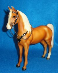 ROY ROGERS quot;TRIGGERquot; BREYER TRADITIONAL MODEL #758 PALOMINO WESTERN HORSE