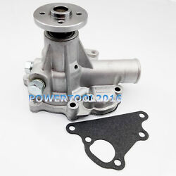 For New Holland Compact Tractor Boomer Skid Steer Loader Water Pump Sba145016780