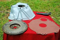 65 66 67 68 Mustang Falcon V8 6 Bolt Clutch Set Up Complete 4 Parts Orig. Ford