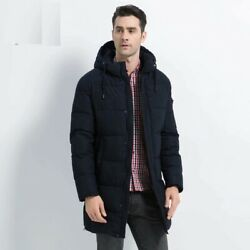 Men's Winter Jacket High Quality Coat Thick Warm Cotton Polyester Clothing