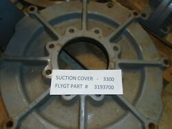 Flygt Suction Cover, Cast Iron   Part 3193700