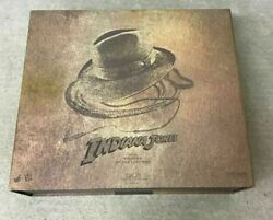 Hot Toys Movie Masterpiece 1/6 Scale Indiana Jones Raiders Of The Lost Ark Dx05