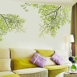 Tree Branch Wall Art Stickers Removable Vinyl Decal Mural Home Popular