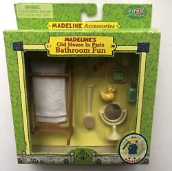 Madeline Accessories Madeline's Old House In Paris Bathroom Fun Vintage New