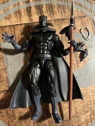 Marvel Legends BLACK PANTHER 6 inch Action Figure Loose Walmart Exclusive
