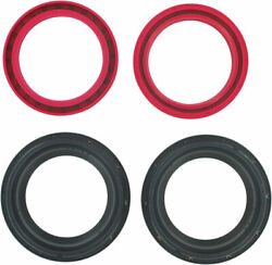 Moose Fork Oil Seal And Dust Seal Kit For Harley Xl 883r Race Replica 2005-2006