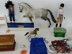 Breyer stablemates lot with quot;2015 limited edition stalionquot;