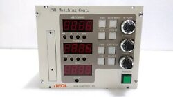 [used] Jeol / Rf-z02005tmn150 / Mn Controller, Pm1 Matching Cont.