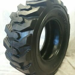 4-tires 14x17.5 Sks 16 Ply Road Crew Skid Steer Tires 14-17.5 For Bobcat 14175