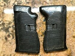 Cz 52 Grips Used