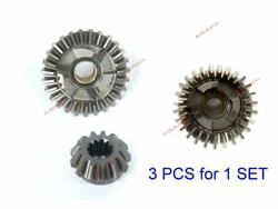 For Yamaha 9.9/15 Hp Gear Set 626-45551-00+626-45560-00+626-45570-00 13t/27t/27t