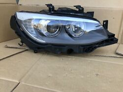 Complete 11 12 13 Bmw 3 Series 335is 335i 328i Xenon Hid Afs Right Headlight Oe