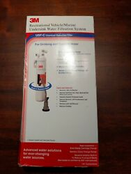 New Sealed 3m Usf-c Recreation Vehicle /marine Undersink Water Filtration System