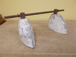 Vintage Toy Pull Wagon Rear Axle Childs Kids -- For Parts Read Below ----------