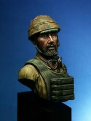 Italian Army Paratrooper Of 185th Division Bust Painted Toy Pre-sale   Museum
