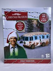 National Lampoon Christmas Vacation Camper Rv 7.5ft Airblown Inflatable Led 2020