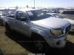 Rear Axle 2wd Prerunner 3.31 Ratio Manual Transmission Fits 05-15 Tacoma 390918