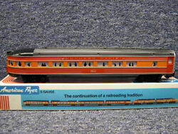 4-9503 American Flyer Southern Pacific Observation Car In Ob