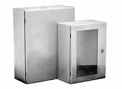 Hoffman Csd242412ss6 Enclosures Brand New In Factory Sealed Carton
