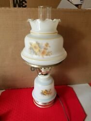 Gwtw Lamp 3-way With 10 Chimney