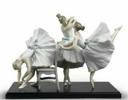 Lladro Backstage Ballet. Limited Edition 01008476. Direct To You From Lladro.