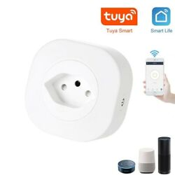 Wireless Smart Plug Ch Socket Switch 10a Remote Voice Control Outlet Adapter Lot