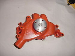1969 - 1970 Camaro / Chevelle Chevy Bb Water Pump 3931065 Dated I88