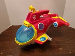 Paw Patrol Sea Sub Patroller Launcher Submarine Lights Sounds Tested And Working