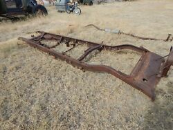 Oem 1920's-1930's Chevrolet Rat Rod Frame. Shipping Available