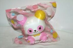 New Ibloom Very Rare Sunny Panda Strawberry Scented Squishy Squishies Stress Toy