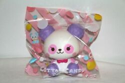 New Ibloom Very Rare Melody Panda Grape Scented Squishy Squishies Stress Toy