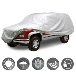 Fit Lexus Multi-layer Car Cover Indoor Outdoor Soft Cotton Inlay All Weather