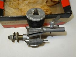 Vintage Ohlsson And Rice Model 60 Engine 078419 With Box