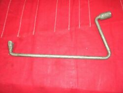 Curtiss Wright R1300 R1820 Radial Engine Carb Wrench - Serv