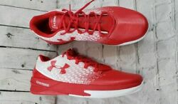 Under Armour UA ClutchFit Drive 3 Low Basketball Shoes 1274422 100 MENS SZ 16 $49.50