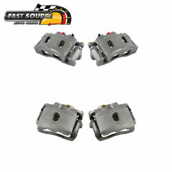 For 2009 2010 2011 2012 2013 Chevy Express 1500 Front And Rear Oe Brake Calipers
