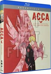 Acca 13-territory Inspection Dept. Blu-ray + Digital