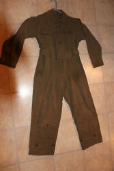 Vintage 50s 60s Us Air Force Flight Suit Mens Size 38 Medium Army Military