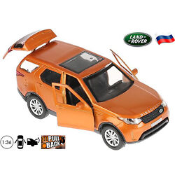 Land Rover Discovery Diecast Car Model Scale 136 - Russian Collectible Toy Cars