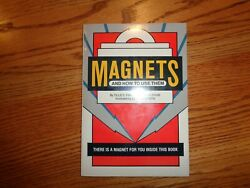 1963 Magnets And How To Use Them By Tillie S. Pine And Joseph Levine - Paperback