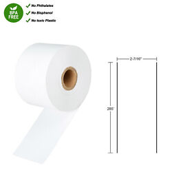2-7/16 X 300 Ft Continuous Receipt Paper 30270 For Dymo Labelwriter 400