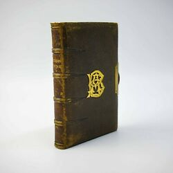 Vintage The Book Of Common Prayer