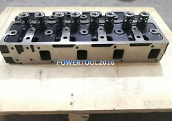 New Complete Cylinder Head W Valves For Yanmar 4tne94 4d94e Engine