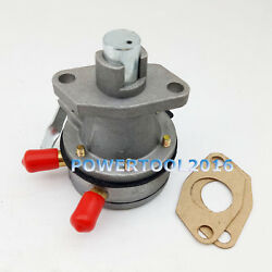 Fuel Feed Pump For John Deere 4510 4610 4710 2025r 2305 2320 Compact Tractor