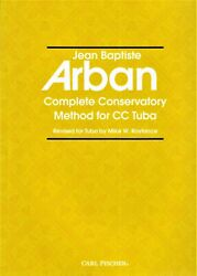 Jean Baptiste Arban Complete Conservatory Method For Cc Tuba Revised By Roylance