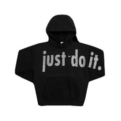 Cpfm Nike Ⓡ Just Do It Hooded Pullover Size Medium Confirmed