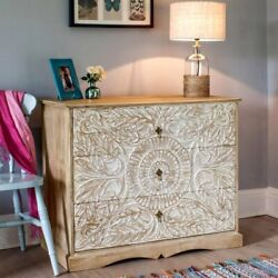 Handicraft Chest Of Drawers For Home And Office Furniture