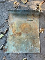 Mercedes W100 600 Front Footwell Air Conditioning Coolant Plate M100 Swb Lwb