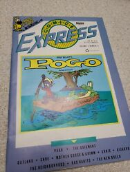 Comics Express Volume 2 Number 9 Mother Goose And Grimm Fast Shipping
